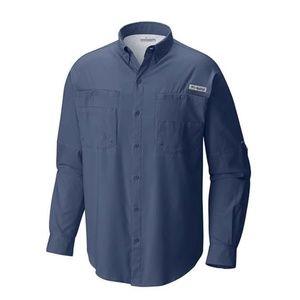 COLUMBIA PFG Tamiami II Long Sleeve Shirt #I15